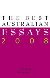 Book cover for Best Australian Essays