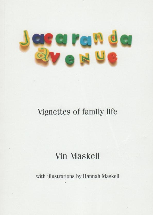 Book cover for Jacaranda Avenue