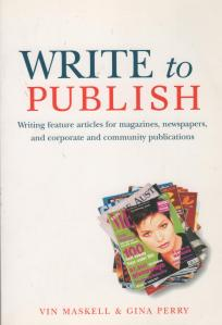 Book cover for Write to Publish