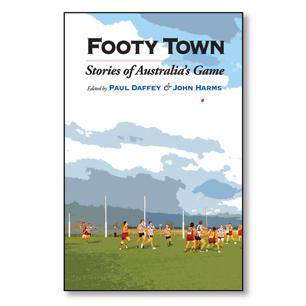 Cover of Footy Town book