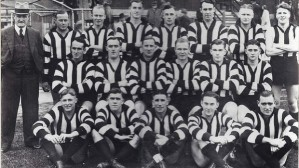Collingwood team photo