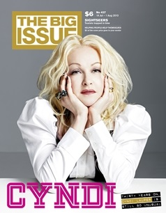 Cover of The Big Issue