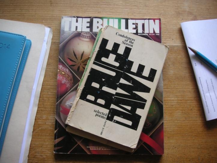Cover of Bruce Dawe book