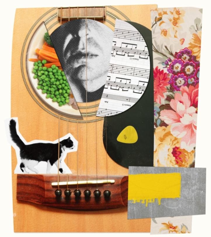Collage by Luke Donovan