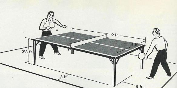 Groovy Talking Table Tennis Vin Maskell Home Remodeling Inspirations Genioncuboardxyz